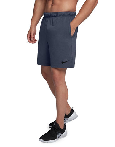 Nike Dry Training Shorts-GREY-Large 90029908_GREY_Large