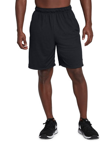 Nike Dry Training Shorts-BLACK-Large 90029943_BLACK_Large