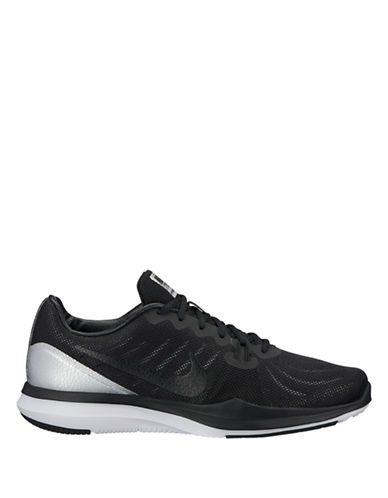 Nike Womens In-Season TR 7 Premium Training Shoes-BLACK-8.5
