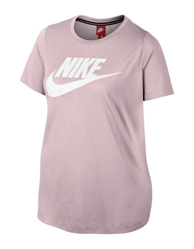 Nike Sportswear Essential T-Shirt-ROSE-2X
