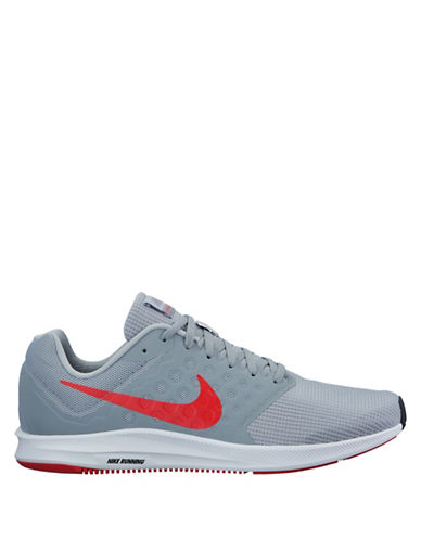 Nike Downshifter 7 Running Sneakers-GREY-10.5