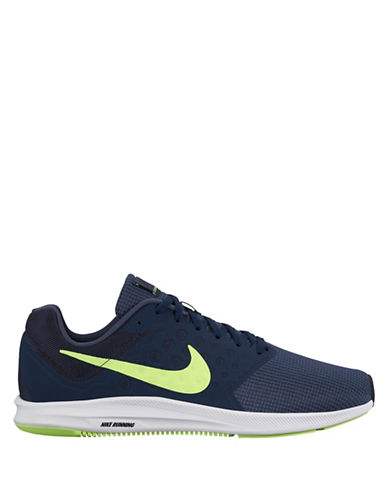 Nike Downshifter 7 Running Sneakers-BLUE-12