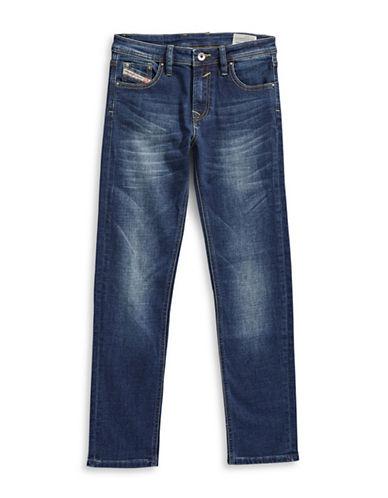 Diesel Classic Blue Jeans-BLUE-14
