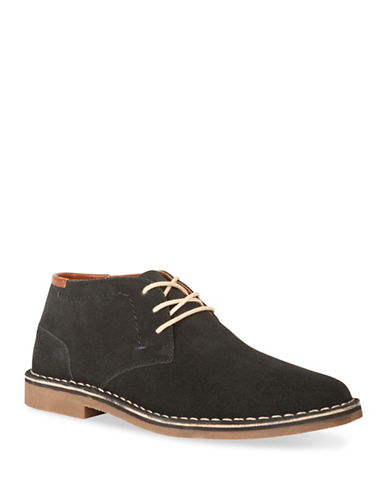 Kenneth Cole Reaction Desert Sun Chukka Boots-NAVY-9