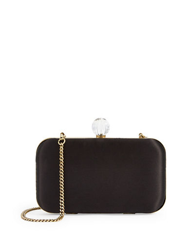 Sjp By Sarah Jessica Parker Ladybird Clutch-BLACK-One Size