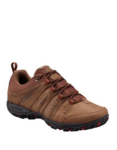 Columbia Peakfreak Nomad Waterproof Sneakers-UMBER-8