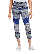 Capris Amp Cropped Pants Hudson S Bay