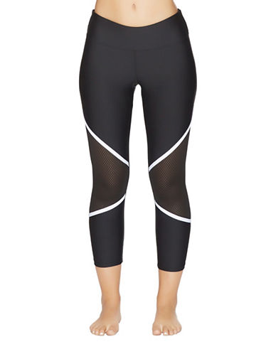 Next Good Karma Energy Capri Leggings-BLACK-Small 88913160_BLACK_Small