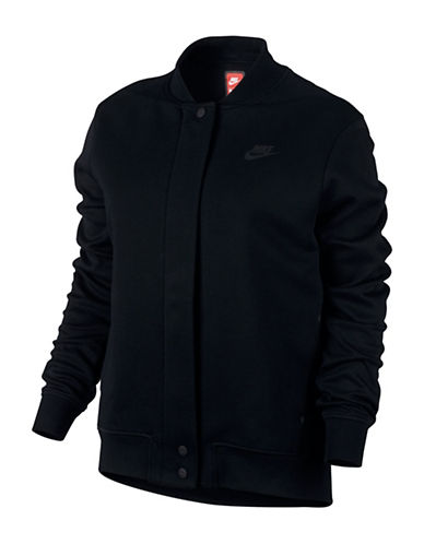 Nike Tech Fleece Destroyer Jacket-BLACK-Large 88952426_BLACK_Large