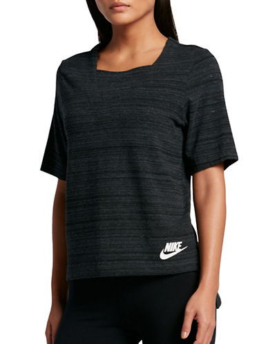 Nike Sportswear Advance 15 Top-BLACK-X-Large 89203107_BLACK_X-Large