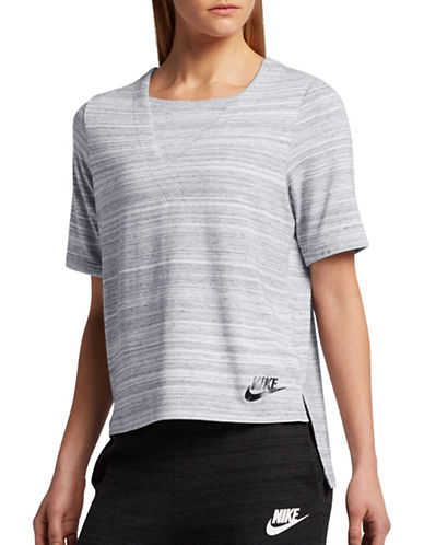 Nike Sportswear Advance Top-WHITE MULTI-Small 89167861_WHITE MULTI_Small