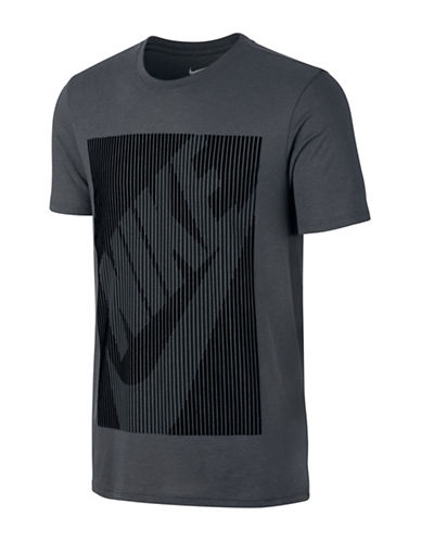 Nike Barcode Logo T-Shirt-GREY-Small 88671592_GREY_Small