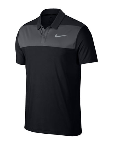 Nike Dry Golf Polo-BLACK-Medium 90028986_BLACK_Medium