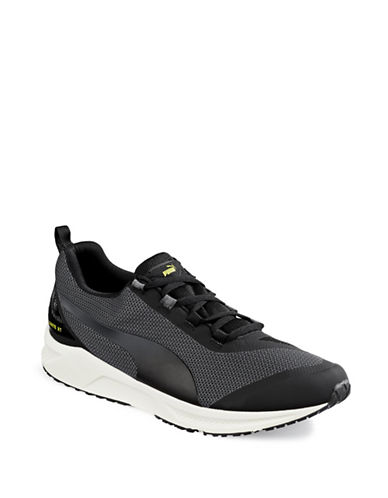 Puma Ignite XT Running Shoes-BLACK-12 87806827_BLACK_12