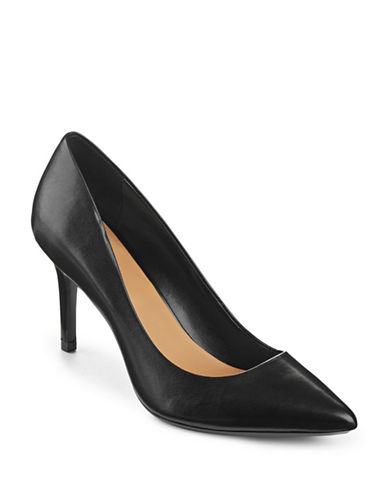 Calvin Klein Gayle Pumps-BLACK-5.5
