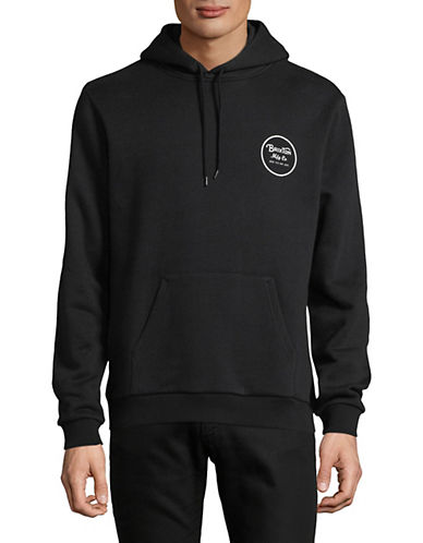 Brixton Wheeler Graphic Hoodie-BLACK-Small 90037551_BLACK_Small