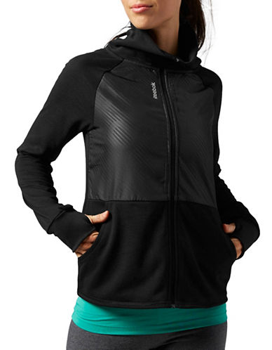 Reebok Sports Essentials Woven Track Jacket-BLACK-Large 87957245_BLACK_Large
