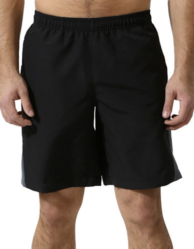 Reebok Woven Training Shorts-BLACK-Medium 89073308_BLACK_Medium