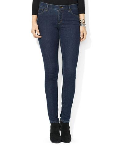 Lauren Ralph Lauren Super Stretch Slimming Modern Skinny Jean-RINSE-8
