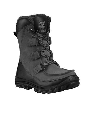 Timberland Chillberg Rime Ridge HP Waterproof Winter Boots-BLACK-4.5