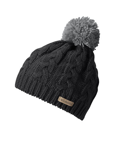 Columbia In Bounds Beanie-BLACK-One Size
