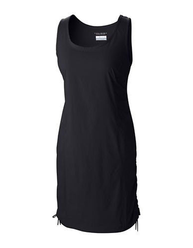 Columbia Anytime Casual Dress-BLACK-X-Small