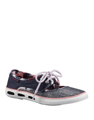Columbia Vulc N Vent Peep-Toe Shoes-GREY-6