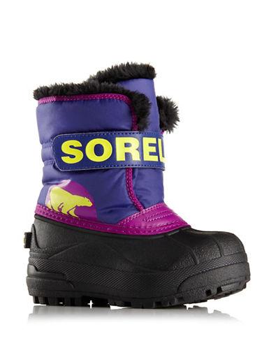 Sorel Snow Commander Winter Boots-BLUE-13