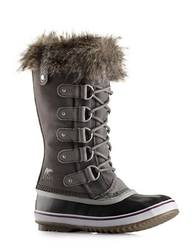 Sorel Joan of Arctic Boots-BLUE-8.5