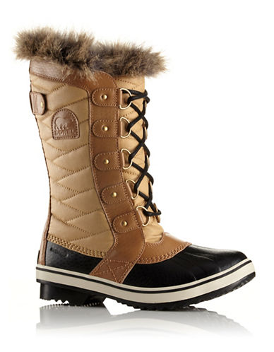 Sorel Tofino II Boots-CURRY-9.5