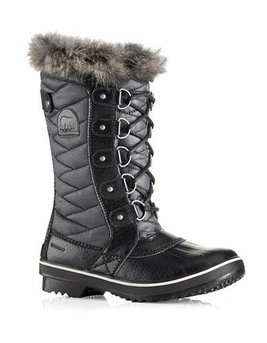 Sorel Tofino II Boots-BLACK-10