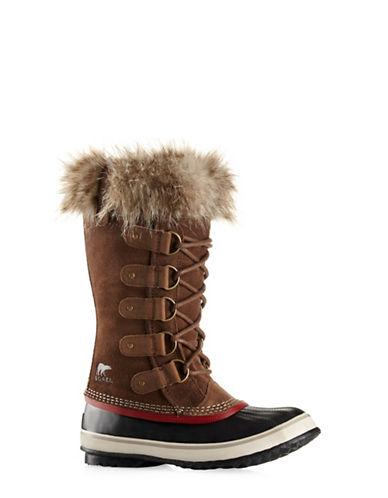 Sorel Joan of Arctic Boots-BROWN-5