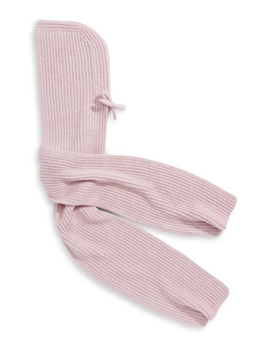 Kate Spade New York Mohair Blend Hood Scarf-PINK-One Size