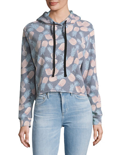 Juicy By Juicy Couture Pineapple Hoodie-MULTI-Large