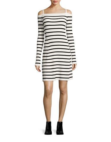Theory Pirellia Striped Sweater Dress 88871570