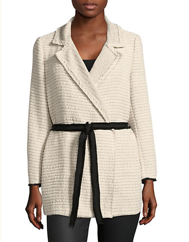 Theory Clairene R Tweed Jacket-WHITE-Medium 88872104_WHITE_Medium