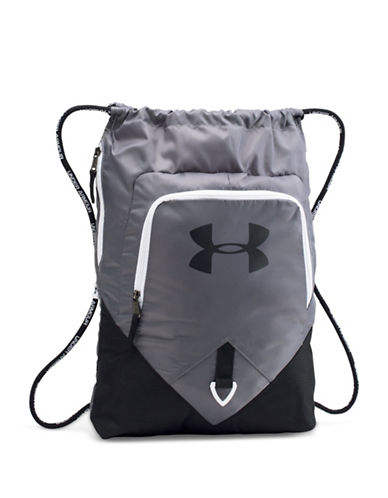 Under Armour Undeniable Sackpack-GRAPHITE-One Size
