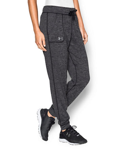 Under Armour Tech Twist Joggers-BLACK-Medium