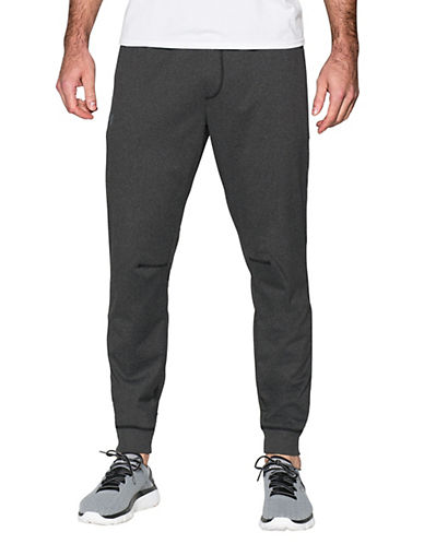 Under Armour Tricot Tapered Track Pants-GREY-X-Large 89109182_GREY_X-Large