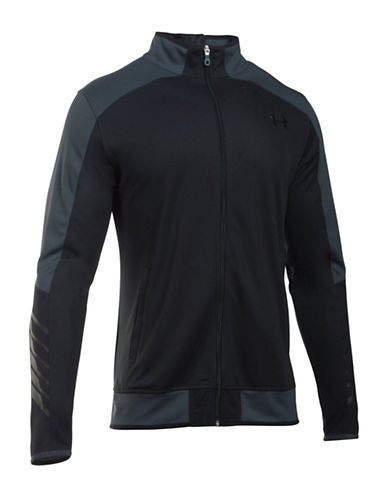 Under Armour Core Select Jacket-BLACK-X-Large 88641821_BLACK_X-Large