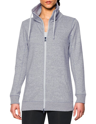 Under Armour Spring Terry Relax Fit Sweater-GREY-X-Small 88292202_GREY_X-Small