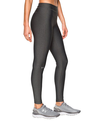 Under Armour HeatGear Armour Leggings-GREY-X-Large 88485518_GREY_X-Large