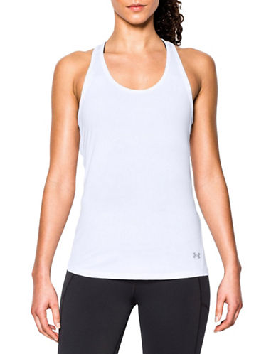 Under Armour HeatGear CoolSwitch Tank-WHITE-X-Large 88485504_WHITE_X-Large