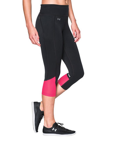 Under Armour Fly By Capris-BLACK-Small 88485486_BLACK_Small