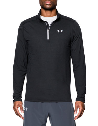 Under Armour Threadborne Streaker Pullover-BLACK-Large 89098827_BLACK_Large