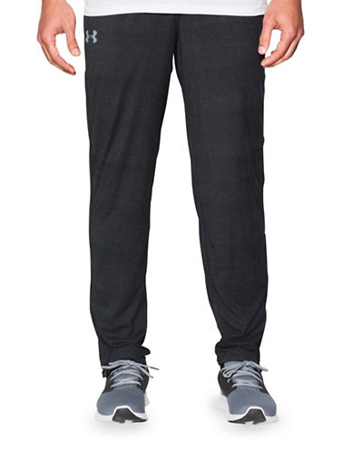 Under Armour Tech Pants-BLACK-Large