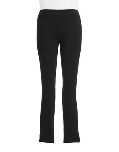Calvin Klein Performance Plus Quick-Dry Pull-On Pants-JET BLACK-2X 87872528_JET BLACK_2X