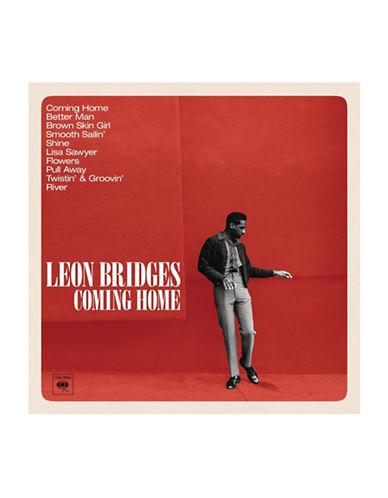 Vinyl Leon Bridges - Coming Home - Vinyl Record-BLACK-One Size