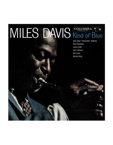 Vinyl Miles Davis - Kind Of Blue - Vinyl Record-BLACK-One Size