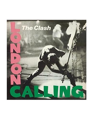 Vinyl The Clash - London Calling - Vinyl Record-BLACK-One Size